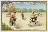 Jeux Cyclistes, Playing Polo