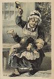 Woman Spanking Boy