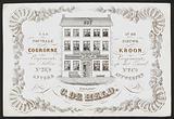 La Nouvelle Couronne, De Nieuwe Kroon, Anvers, Antwerp