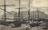 Cape Town, docks