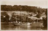 The Hispaniola at the Mere, Scarborough