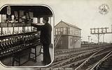 Electric Signal Box, Crewe