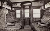 1st Class Compartment of Corridor Coach