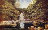 The Dargle Bridge, near Bray, Co Wicklow, via Holyhead and Kingstown, the Royal Mail Route