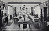 Herne Bay, Railway Mens Convalescent Home, Dining Room