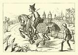 Ride a Cock-horse to Banbury Cross