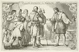 Illustration for The Pilgrim's Progress by John Bunyan