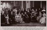 The Royal Gathering at Windsor Castle, 17 November 1907