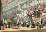 Belgian section of The Great Exhibition of 1851