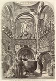 Sir John Soane's Museum in Lincoln's-Inn-Fields: the Sarcophagus Room