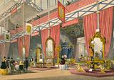 Furniture section of The Great Exhibition of 1851