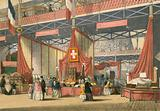 Swiss section of The Great Exhibition of 1851