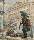 Umbrellas to mend