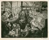 London WW2 pub scene