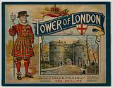 Cover of guide to the Tower of London