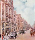 Offices and showrooms of the Daimler Company in Pall Mall