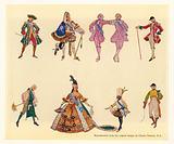 Original designs for The Gondoliers