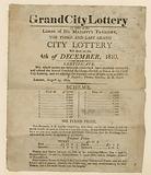Lottery advertisement