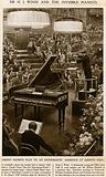 Sir Henry Wood and the invisible pianists
