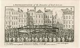 Execution of Lord Lovat