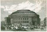 Proposed Royal Albert Hall