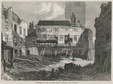 The Saracen's Head, Snow Hill, Demolition