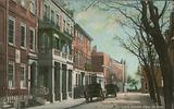 Chelsea, Carlyle's House Cheyne Row