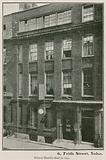 6 Frith Street, Soho, where Haziltt died in 1830