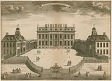 Buckingham House in St James's Park