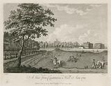 A View from Constitution Hill, 1735