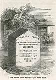 Highgate Hill, Whittington Stone