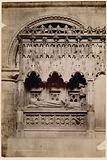 Tomb of Prior Rayhere, Church of St Bartholomew the Great, Smithfield