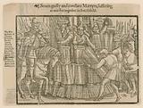 Martyrs burned at Smithfield
