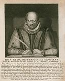 Portrait of John Stow