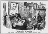 Potentialities of Television, cartoon from Punch Magazine