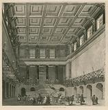 The Great Hall, Euston Square Station, London