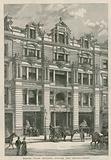 Messrs Pears' business offices, New Oxford Street, London