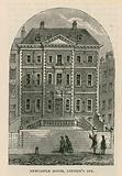 Newcastle House, Lincoln's Inn, London