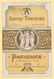 Patience; or Bunthorne's Bride by WS Gilbert and Arthur Sullivan