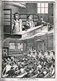 Scene at the Old Bailey: The most sensational trial of the century – Oscar Wilde