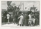 The Chartist demonstration on Kennington Common, London