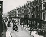 Whiteley's, Westbourne Grove, London; photograph