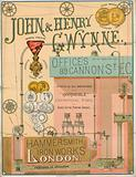 Advertisement for John and Henry Gwynne, 89 Cannon Street, London, manufacturer of the Invincible centrifugal pump