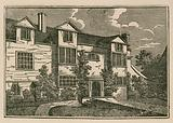 Samuel Richardson's house at Parson's Green, London