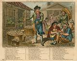 The Yorkshire Irishman; or, Adventures of a Potatoe Merchant, written by G Nicks, sung by Mr Emery