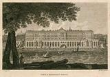 View of Somerset House, The Strand, London