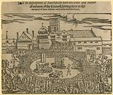 Execution of Anne Askew
