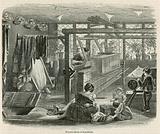 Weaver's home in Spitalfields