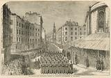 Military Parade on the Strand