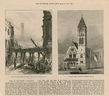 Fire in Beaufort Buildings